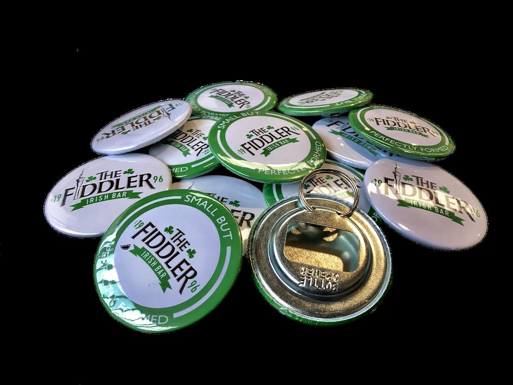 bottle opener key rings fiddler