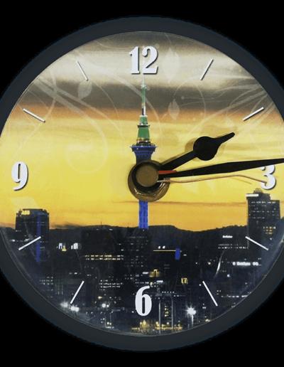 customised clock auckland